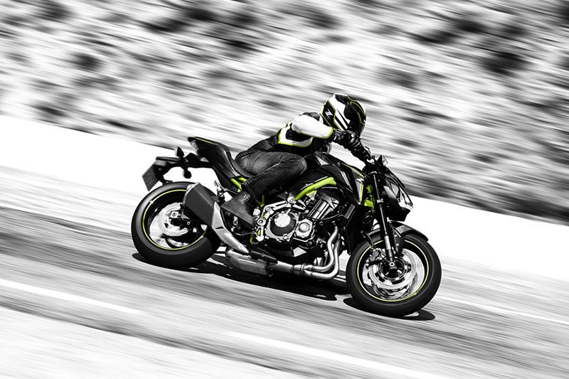 2017 Kawasaki Z900 ABS at Kawasaki Yamaha of Reno, Reno, NV 89502