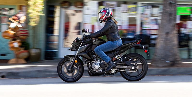 2017 Honda CB300F ABS at Sloans Motorcycle ATV, Murfreesboro, TN, 37129