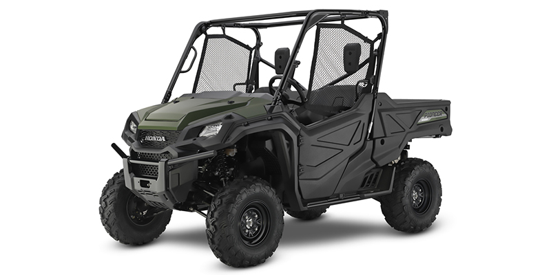 2017 Honda Pioneer 1000 Base at Kent Powersports, North Selma, TX 78154