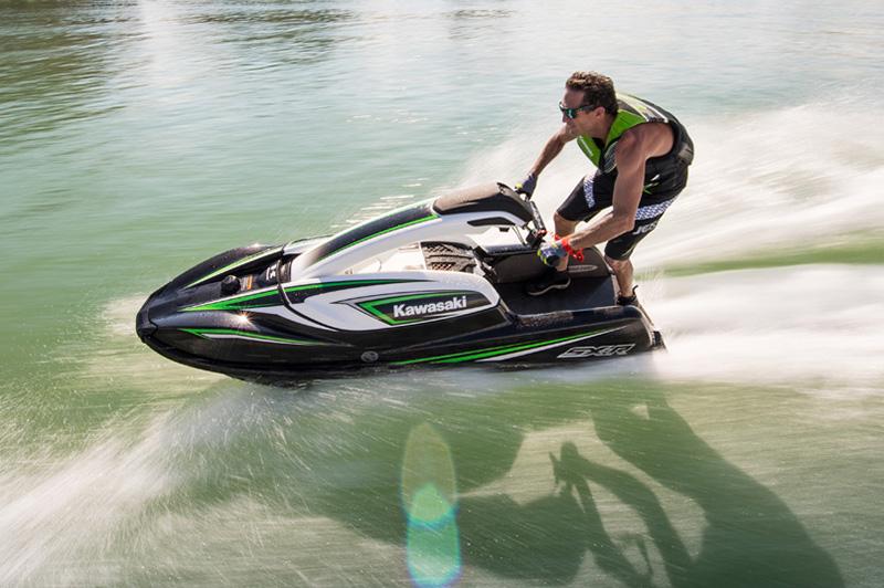 2017 Kawasaki Jet Ski SX-R Base at Kawasaki Yamaha of Reno, Reno, NV 89502
