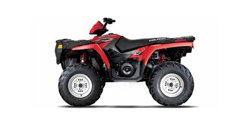 2006 Polaris Sportsman 500 HO EFI at Aces Motorcycles - Fort Collins
