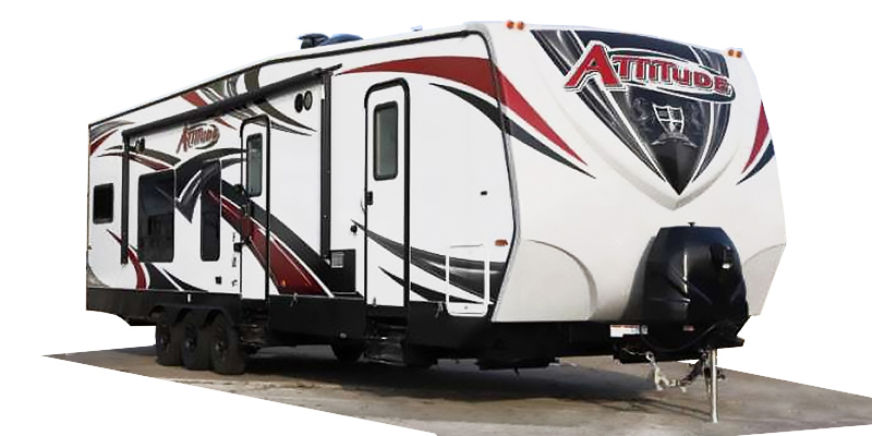 2017 Eclipse Attitude Wide Lite 28iBG at Campers RV Center, Shreveport, LA 71129