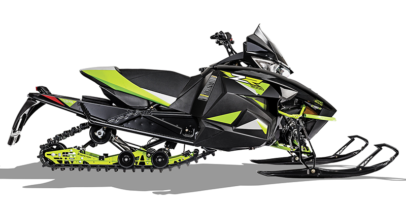 2018 Arctic Cat ZR 3000 129 at Lincoln Power Sports, Moscow Mills, MO 63362