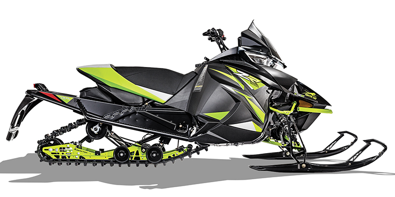2018 Arctic Cat ZR 6000 ES 129 at Lincoln Power Sports, Moscow Mills, MO 63362