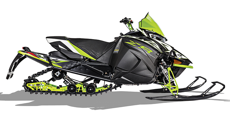 2018 Arctic Cat ZR 6000 Limited ES 129 at Lincoln Power Sports, Moscow Mills, MO 63362