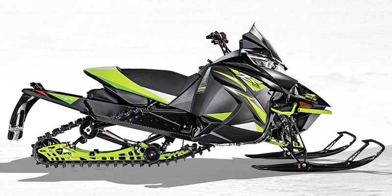 2018 Arctic Cat ZR 6000 ES 137 at Lincoln Power Sports, Moscow Mills, MO 63362