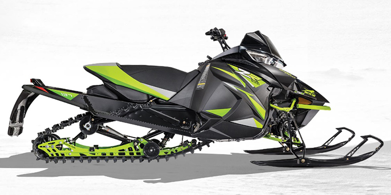 2018 Arctic Cat ZR 6000 Sno Pro® ES 137 at Lincoln Power Sports, Moscow Mills, MO 63362