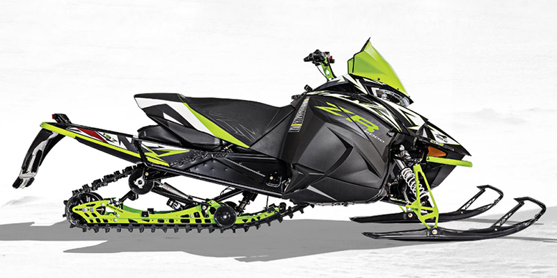2018 Arctic Cat ZR 6000 Limited ES 137 at Lincoln Power Sports, Moscow Mills, MO 63362