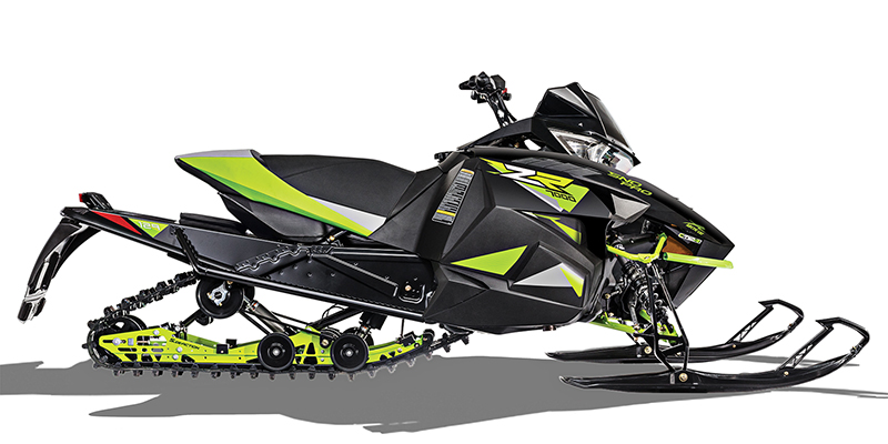 2018 Arctic Cat ZR 7000 Sno Pro® 129 at Lincoln Power Sports, Moscow Mills, MO 63362