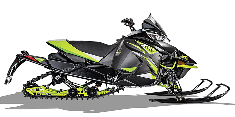 2018 Arctic Cat ZR 8000 ES 129 at Hebeler Sales & Service, Lockport, NY 14094