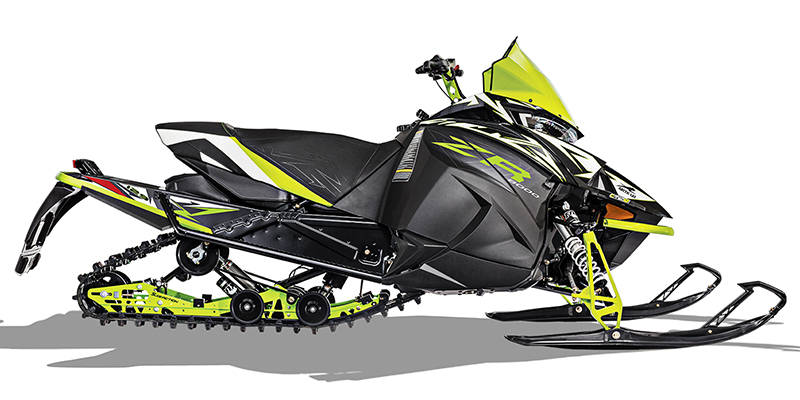 2018 Arctic Cat ZR 8000 Limited ES 129 at Lincoln Power Sports, Moscow Mills, MO 63362