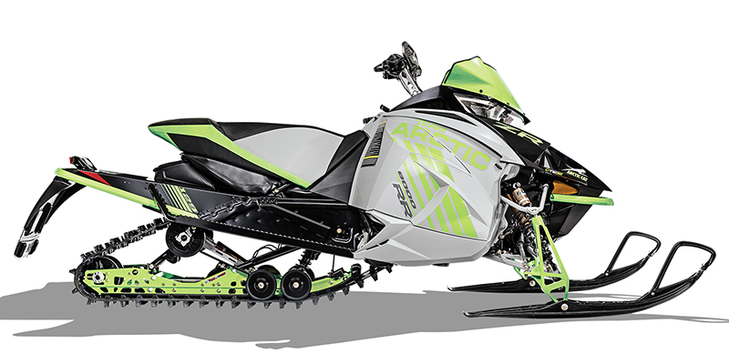 2018 Arctic Cat ZR 8000 RR ES 129 at Lincoln Power Sports, Moscow Mills, MO 63362