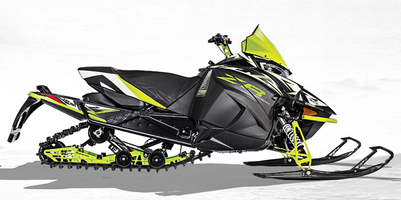 2018 Arctic Cat ZR 8000 Limited ES 137 at Lincoln Power Sports, Moscow Mills, MO 63362