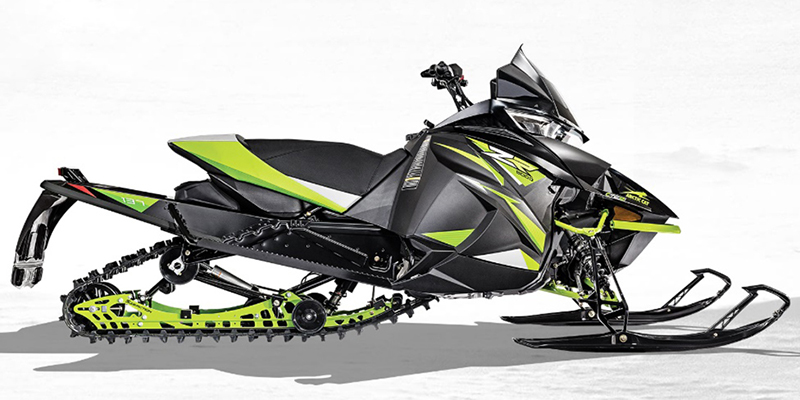 2018 Arctic Cat ZR 8000 ES 137 at Lincoln Power Sports, Moscow Mills, MO 63362