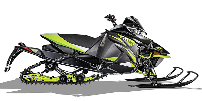 2018 Arctic Cat ZR 8000 Sno Pro® ES 129 at Lincoln Power Sports, Moscow Mills, MO 63362