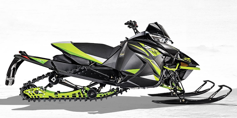 2018 Arctic Cat ZR 8000 Sno Pro® ES 137 at Lincoln Power Sports, Moscow Mills, MO 63362
