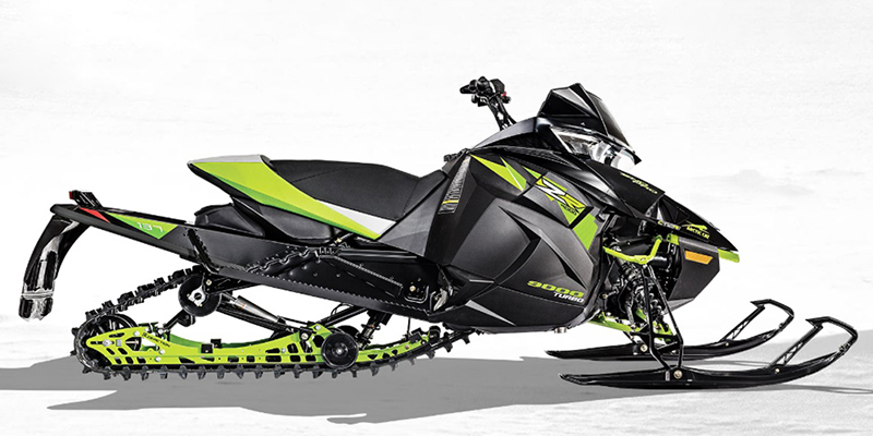 2018 Arctic Cat ZR 9000 Sno Pro® 137 at Hebeler Sales & Service, Lockport, NY 14094