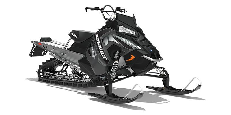 2018 Polaris RMK Assault 800 155 at Reno Cycles and Gear, Reno, NV 89502