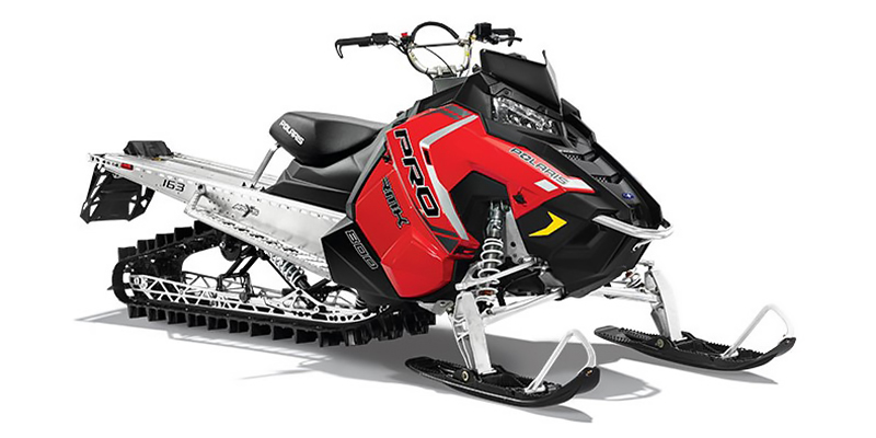 2018 Polaris PRO-RMK 800 163 at Fort Fremont Marine, Fremont, WI 54940