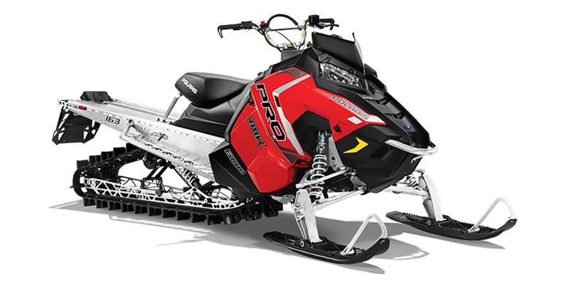 2018 Polaris PRO-RMK 800 163 at Reno Cycles and Gear, Reno, NV 89502