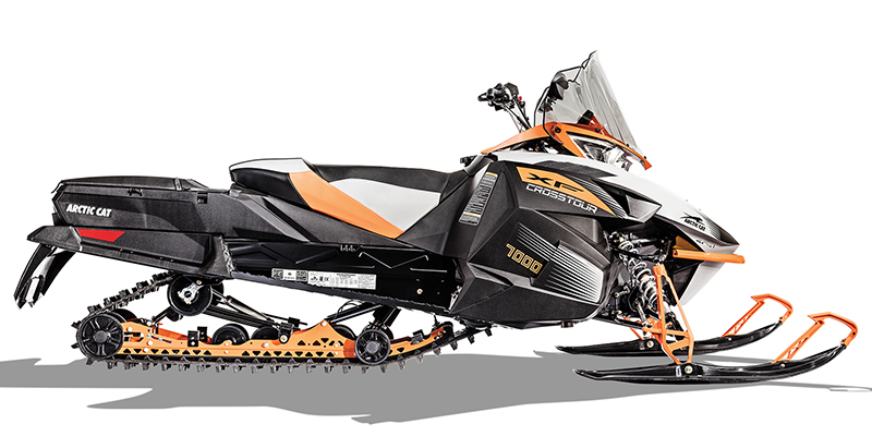 2018 Arctic Cat XF 7000 CrossTour at Lincoln Power Sports, Moscow Mills, MO 63362