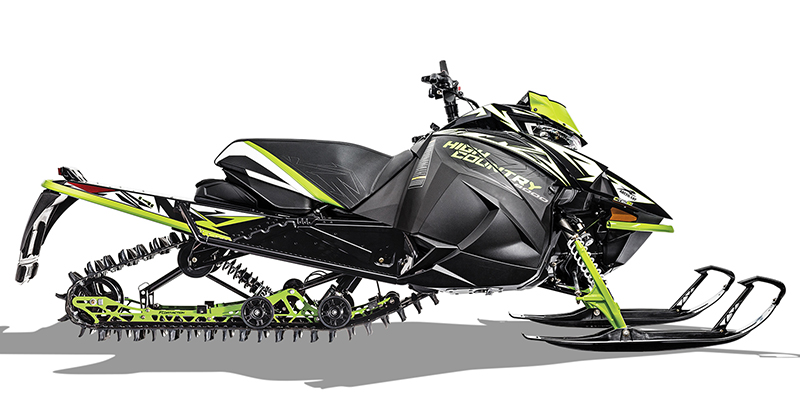 2018 Arctic Cat XF 8000 High Country Limited ES 141 at Lincoln Power Sports, Moscow Mills, MO 63362