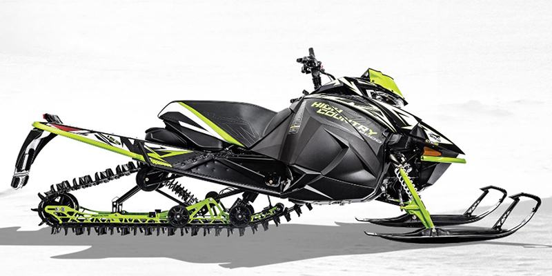 2018 Arctic Cat XF 8000 High Country Limited ES 153 at Lincoln Power Sports, Moscow Mills, MO 63362