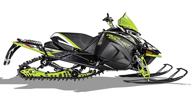 2018 Arctic Cat XF 8000 Cross Country Limited ES at Lincoln Power Sports, Moscow Mills, MO 63362
