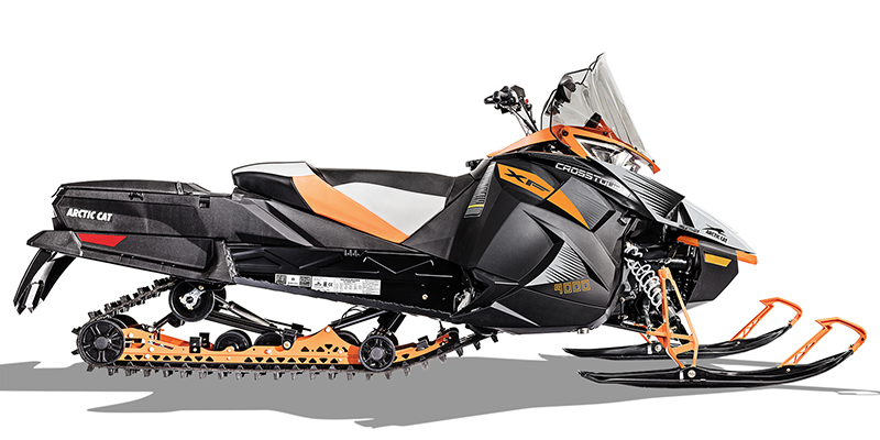 2018 Arctic Cat XF 9000 CrossTour at Lincoln Power Sports, Moscow Mills, MO 63362