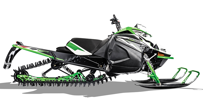 2018 Arctic Cat M 8000 153 at Lincoln Power Sports, Moscow Mills, MO 63362
