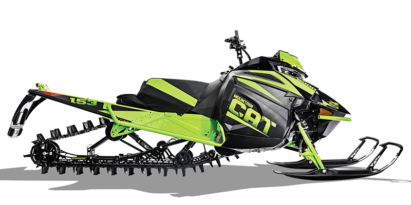 2018 Arctic Cat M 8000 Mountain Cat 153 at Lincoln Power Sports, Moscow Mills, MO 63362