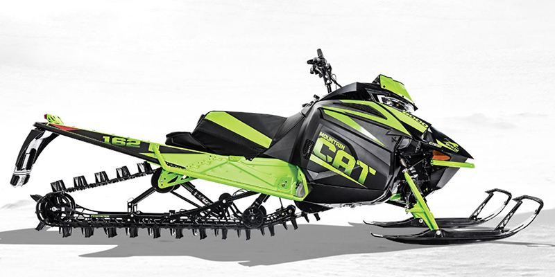 2018 Arctic Cat M 8000 Mountain Cat 162 Demo W/extras at Harsh Outdoors, Eaton, CO 80615