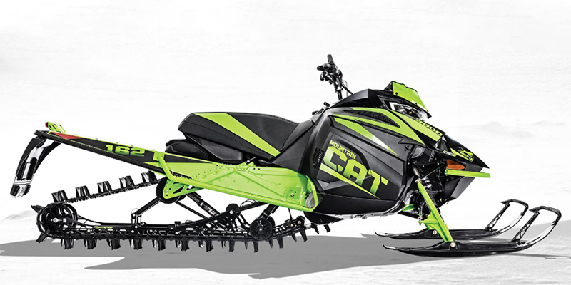 2018 Arctic Cat M 8000 Mountain Cat ES 162 at Lincoln Power Sports, Moscow Mills, MO 63362