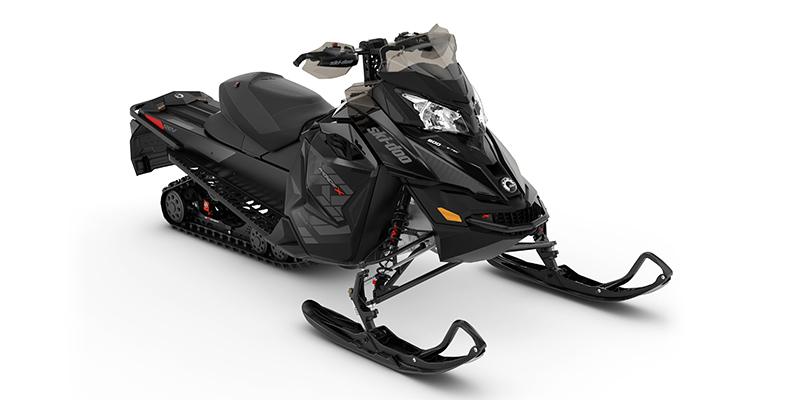 MXZ® X 600 H.O. E-TEC® at Waukon Power Sports, Waukon, IA 52172