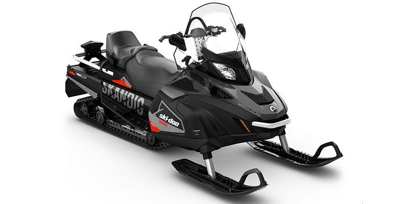 Skandic® SWT 600 H.O. E-TEC® at Waukon Power Sports, Waukon, IA 52172