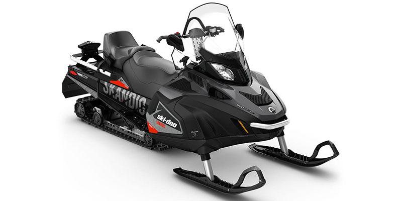 Skandic® WT 600 H.O. E-TEC® at Waukon Power Sports, Waukon, IA 52172
