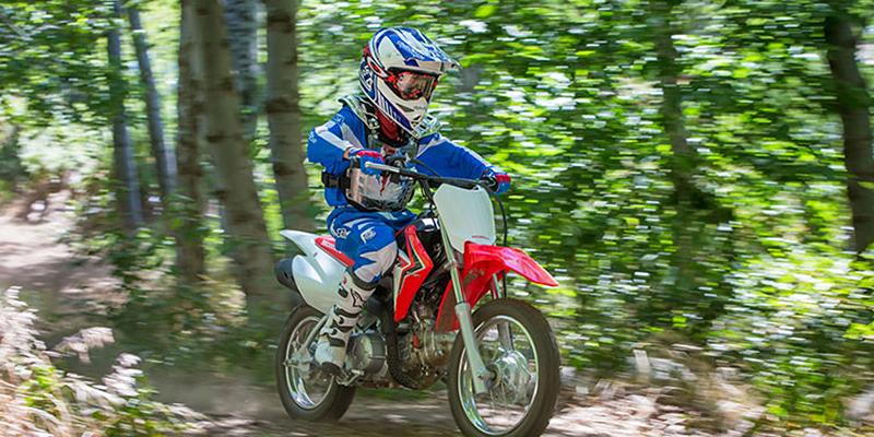 2018 Honda CRF 110F at Sloan's Motorcycle, Murfreesboro, TN, 37129