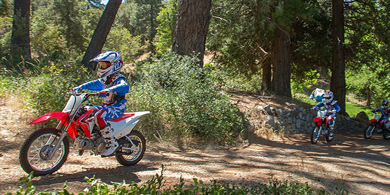 2018 Honda CRF 110F at Ride Center USA