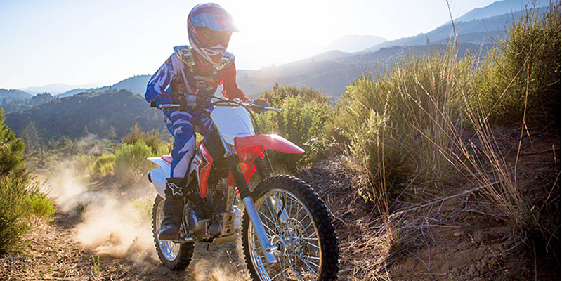 2018 Honda CRF 125F (Big Wheel) at Ride Center USA