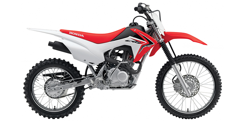 2018 Honda CRF 125F (Big Wheel) at Kent Powersports, North Selma, TX 78154
