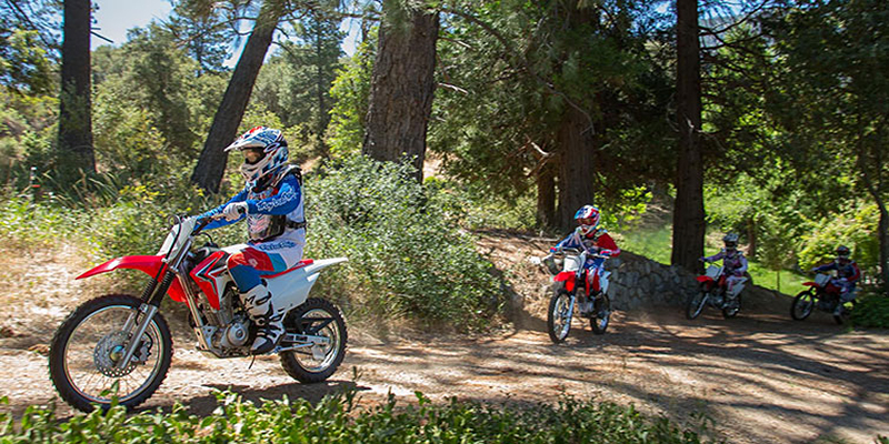 2018 Honda CRF 125F at Ride Center USA