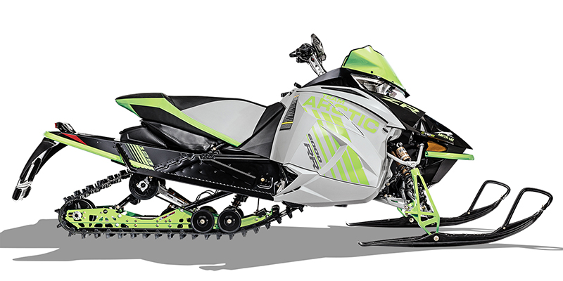 2018 Arctic Cat ZR 6000 R XC 129 at Lincoln Power Sports, Moscow Mills, MO 63362