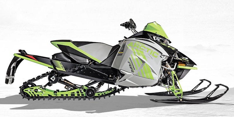 2018 Arctic Cat ZR 6000 RR ES 137 at Lincoln Power Sports, Moscow Mills, MO 63362