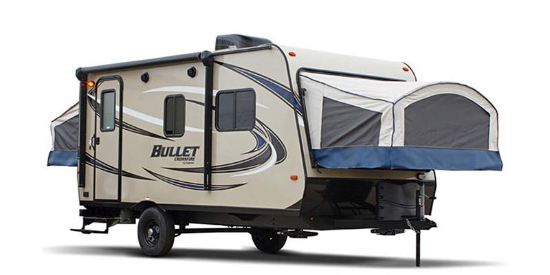 Bullet Crossfire 1650EX at Campers RV Center, Shreveport, LA 71129