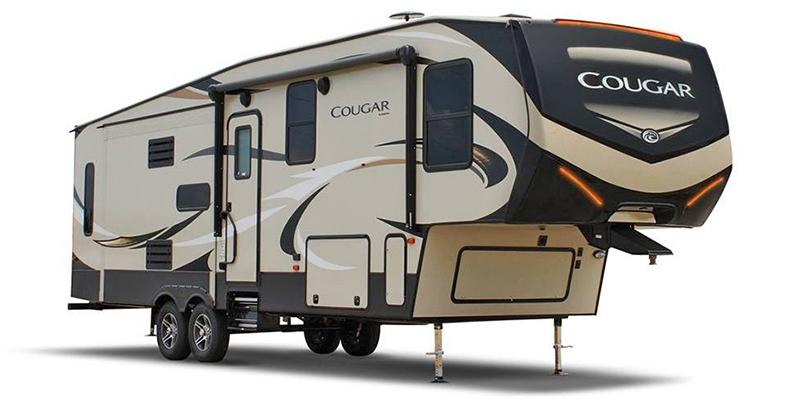 Cougar 327RES at Campers RV Center, Shreveport, LA 71129