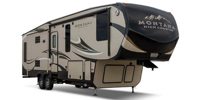 Montana High Country 345RL at Campers RV Center, Shreveport, LA 71129
