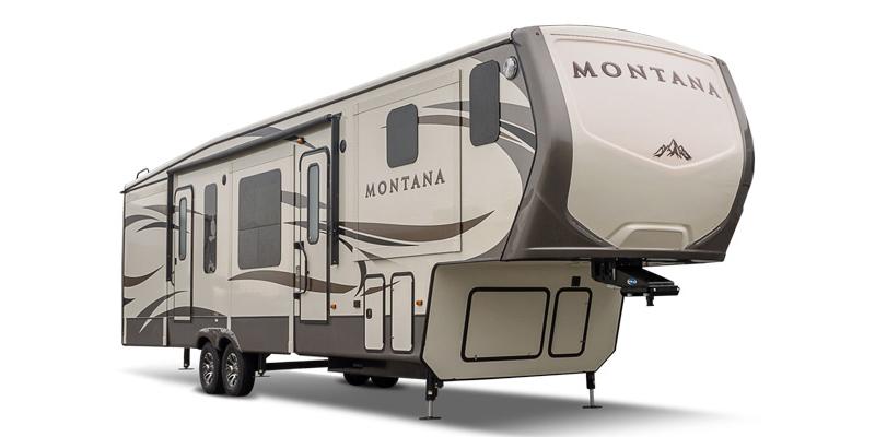 Montana 3950BR at Campers RV Center, Shreveport, LA 71129