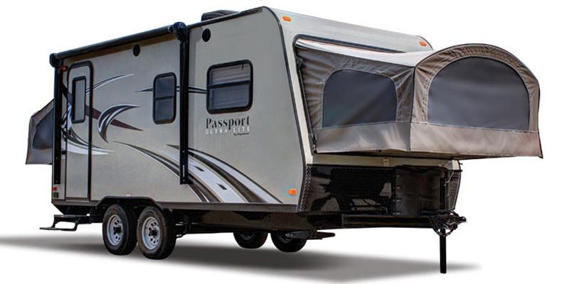 Passport Ultra Lite 145EXP at Campers RV Center, Shreveport, LA 71129