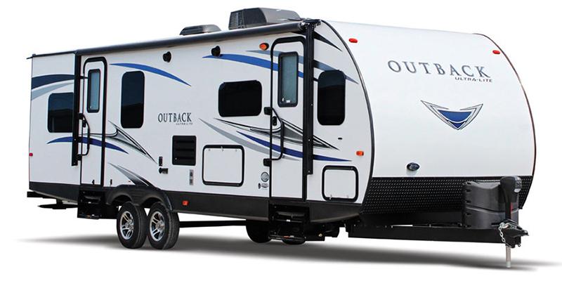 Outback Ultra-Lite 278URL at Campers RV Center, Shreveport, LA 71129