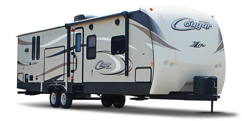 Cougar X-Lite 33MLS at Campers RV Center, Shreveport, LA 71129